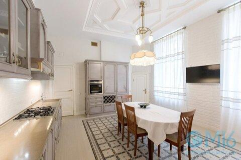 Эксклюзивная квартира в доме Бенуа на Петроградской стороне - Фото 4