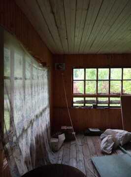 Участок 10 с с недостроенным домом 6х7 в СНТ Дубки, рп Михнево - Фото 2