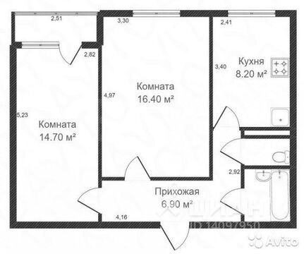 Продажа квартиры, Рязань, Ул. Октябрьская