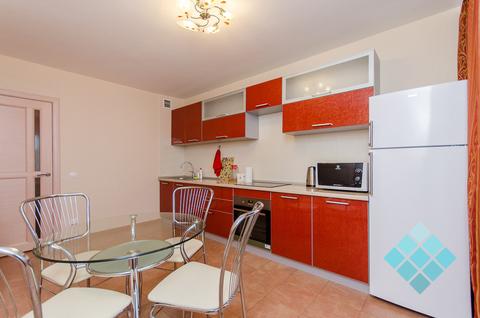 Просторная 2-комнатная посуточно с угловой ванной на ул.Невзоровых, 64 - Фото 4