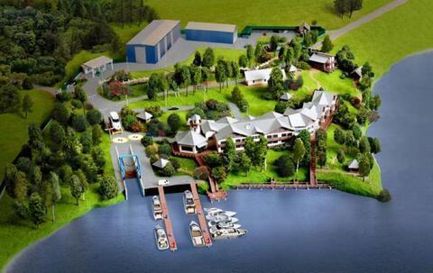 Продам земельный участок под создание загородного клуба, базы отдыха, - Фото 1