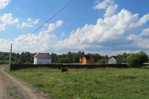 15 соток в д.Григорово, Газ, Церковь
