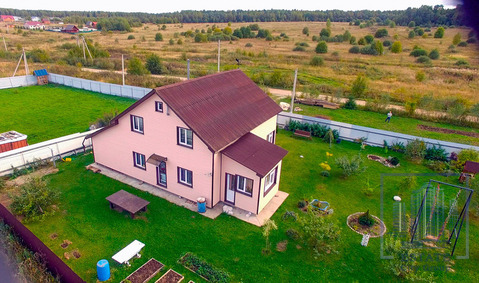 Загородный дом в райском уголке Подмосковья - Фото 3