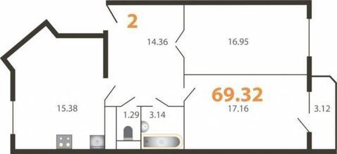 Продажа квартиры, Щелково, Щелковский район, Ул. Жуковского - Фото 5