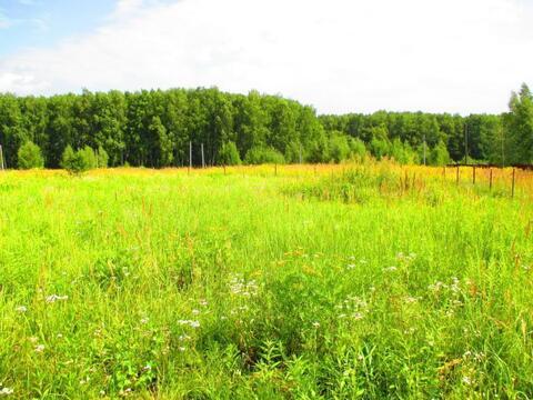 Продается земельный участок под строительство дома д.Русиновка - Фото 1