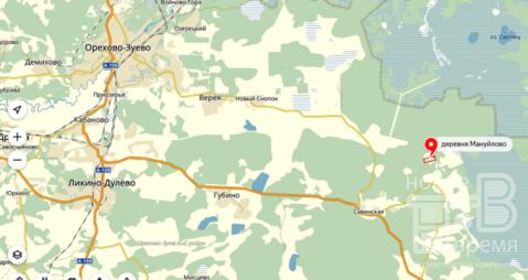 Продажа участка, Орехово-Зуево, Деревня Мануйлово - Фото 3