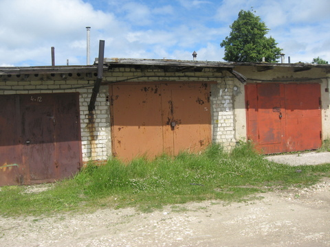 Продам гараж ( в черте города ) на ул. Матросова. - Фото 1