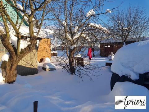 Сдаётся дом село Анискино, ул Чкаловская. - Фото 1