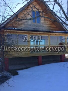 Пятницкое ш. 50 км от МКАД, Чепчиха, Дом 150 кв. м - Фото 3