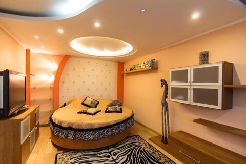 Четырехкомнатная квартира 120 кв м с дизайнерской отделкой, Митинская - Фото 1