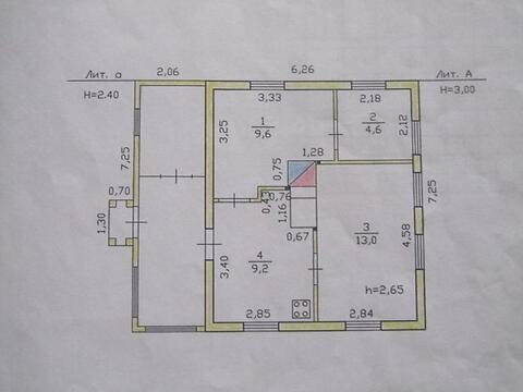 Продам дом 56 кв.м, г. Хабаровск, пер. Свободный - Фото 5