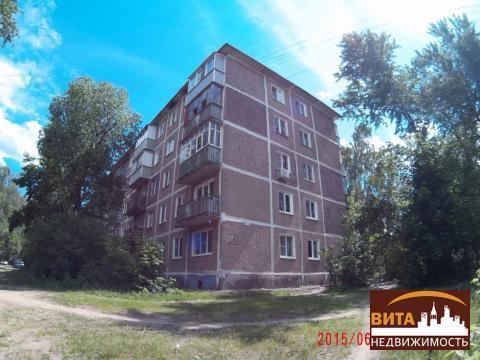 2 к.квартира г.Егорьевск, 2-мкр, на 5/5 панельного дома - Фото 1