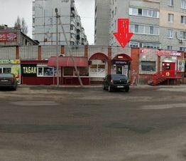 Аренда торгового помещения, Брянск, Ул. Полесская - Фото 1