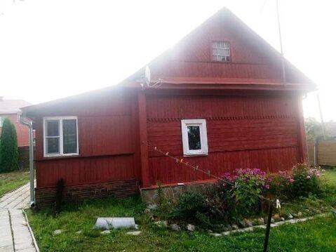 Жилой дом с газом в Рузе, участок 12 соток. - Фото 2