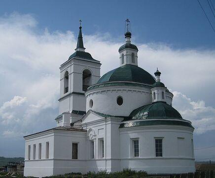 Новый дом в старинном селе 35 км от Красноярска - Фото 1