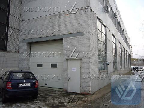 Сдам офис 80 кв.м, Автозаводская ул, д. 16к2с17 - Фото 1