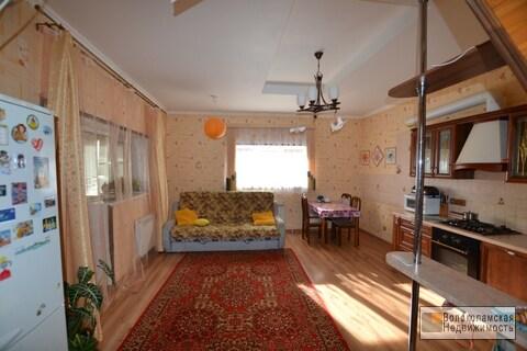 Капитальный жилой дом в г.Волоколамске на ул.Клочкова - Фото 3