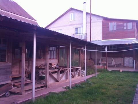 Дом 200 кв.м. на з/у 30 соток на 1 линии в Кимрском р-не д.Нутромо - Фото 5