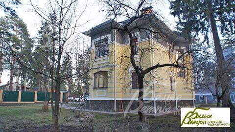 Дом427 кв. м,  17 сот, Киевское шоссе,  29 км,  Алабино - Фото 2