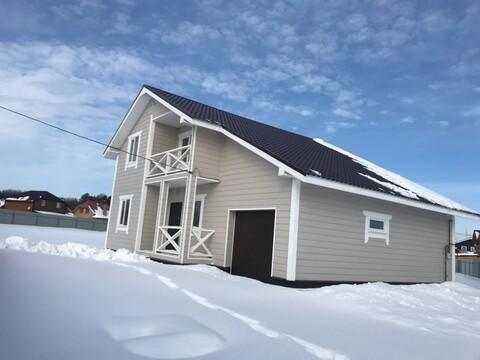 Купить дом из бруса с гаражом - Фото 5