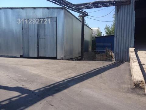 Под склад, ангар из металлоконструкций, холод, выс. потолка: 5,5 м, о - Фото 4