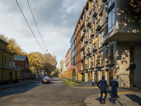 Продажа квартиры, м. Третьяковская, Ул. Малая Ордынка - Фото 2