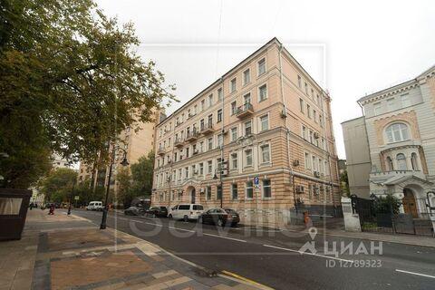 Офис в Москва ул. Спиридоновка, 16с1 (136.0 м) - Фото 1