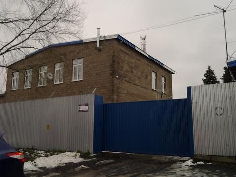 Продается производственно-складской комплекс в д. Шевлягино - Фото 1