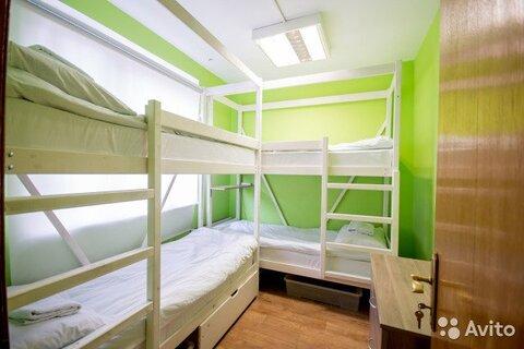 Комната 18 м в 6-к, 1/8 эт. - Фото 1