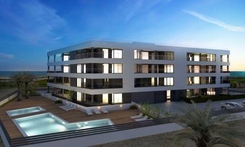 Новая квартира на первой пляжной линии. Испания. Коста Бланка. - Фото 1