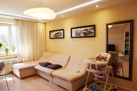 Квартира с качественным ремонтом в поселке Сосны, Николина Гора - Фото 5