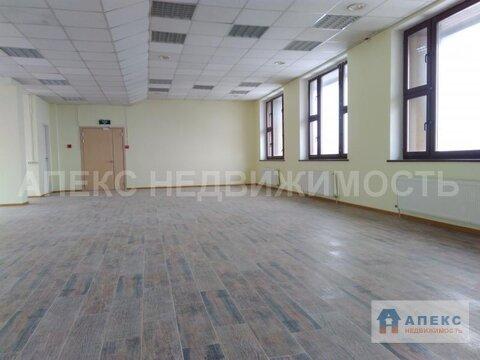 Аренда офиса 600 м2 м. Рязанский проспект в бизнес-центре класса В в . - Фото 5