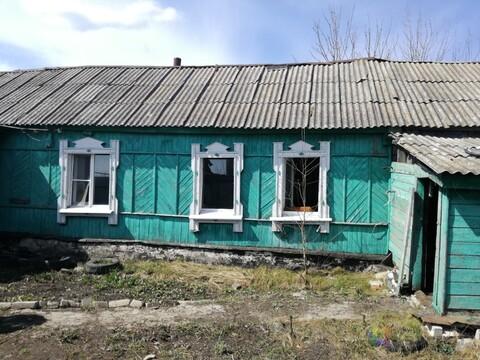 Продается деревянный 2-комнатный дом - Фото 1