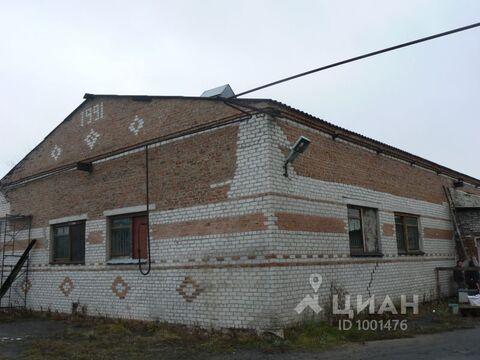 Продажа склада, Поворино, Поворинский район, Школьный пер. - Фото 1