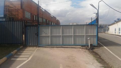 Продается производстенно-складской комплекс 1200 м в г. Бронницах - Фото 4