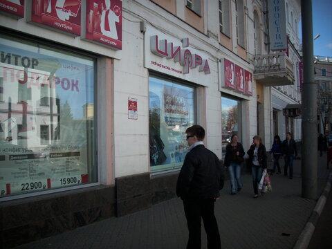 Центр, ул. Комсомольская,110 кв.м, Торгово - офисное помещение, 1 .