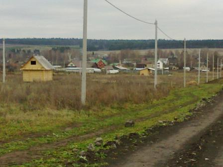 Земельный участок в 10 км от г. Ижевска - Фото 3