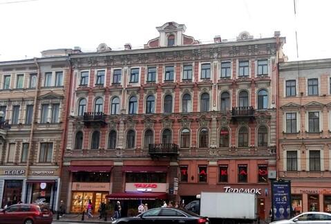 Квартира свободной планировки 70 кв.м. на Невском проспекте - Фото 1