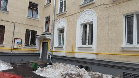 Продается 3-х комнатная квартира в 5м.п. от м. Текстильщики - Фото 2