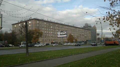 Трехкомнатная Квартира Москва, проспект Ленинский проспект, д.40, ЮЗАО . - Фото 1