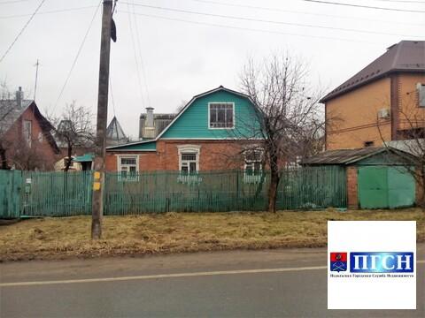 Дом на Щербинке, ИЖС. - Фото 1