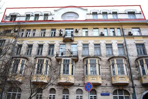 Продажа арендного бизнеса (офисный блок 415 м2) у метро Арбатская - Фото 1