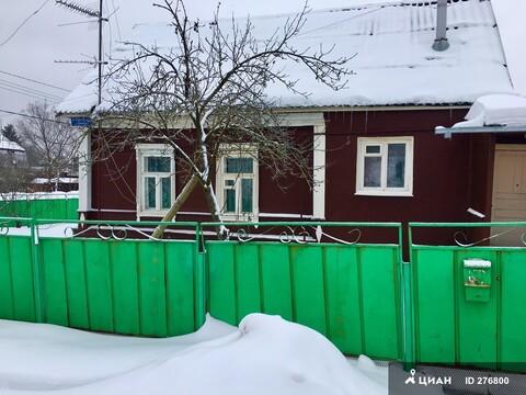 Продается дом в черте города улица Строителей - Фото 1