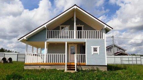 Продается 2х этажная дача 150 кв.м. на участке 8.5 соток - Фото 1