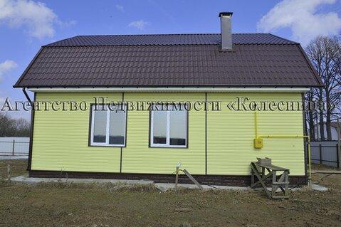Ерденево. Малоярославец. Новый готовый под ключ дом в деревне, ком-ции - Фото 4