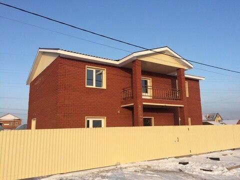 Дом 200 м2 на участке 8 сот. с полной отделкой - Фото 2