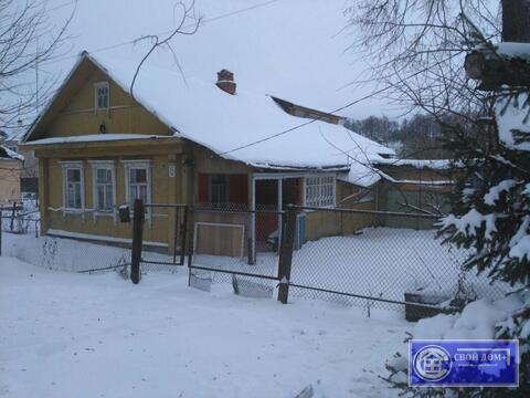 Дом с коммуникациями в черте г.Волоколамск - Фото 1