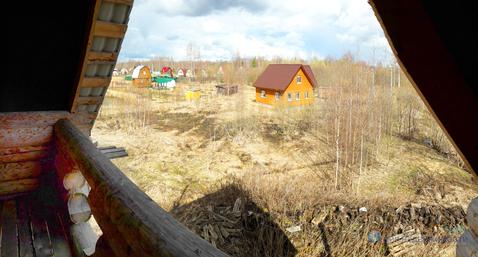 Капитальная рубленная дача 140 кв.м. в Волоколамском районе - Фото 1