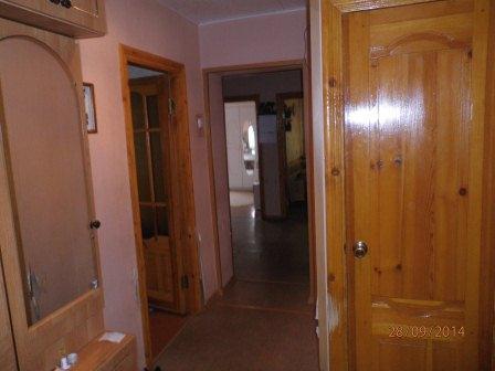 Продается 3-х комнатная квартира п. Белый городок, Кимрский район - Фото 4