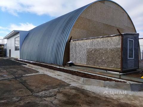 Производственное помещение в Удмуртия, Завьяловский район, д. Старое . - Фото 1
